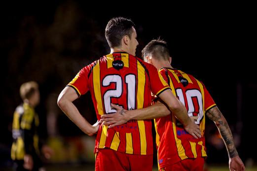 2017 - FFA Cup SA - Semi FInal vs West Torrens Birkalla