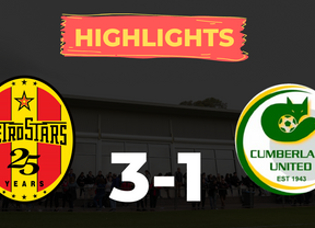 HIGHLIGHTS: MetroStars 3-1 Cumberland United