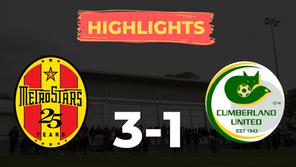 HIGHLIGHTS: MetroStars 3-1 Cumberland United