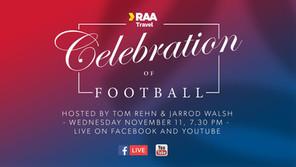 LIVE STREAM: Football SA Celebration of Football