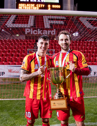 2017 - FFA Cup Qualifying Final - vs Adelaide City