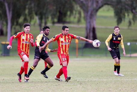 2016 - NPL - R17 vs West Torrens Birkalla