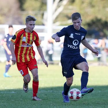 2016 - NPL - R15 vs Adelaide United