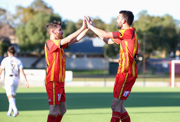 2019 - NPL - R18 vs Adelaide Olympic