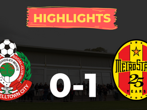 HIGHLIGHTS: Campbelltown City 0-1 MetroStars