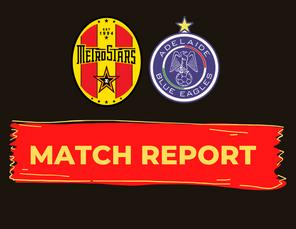 Match Report: MetroStars 1-0 Adelaide Blue Eagles