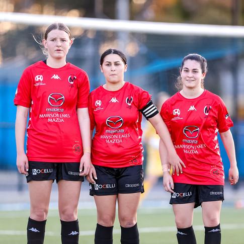 2020 - Reserves - Preliminary Final v Adelaide City