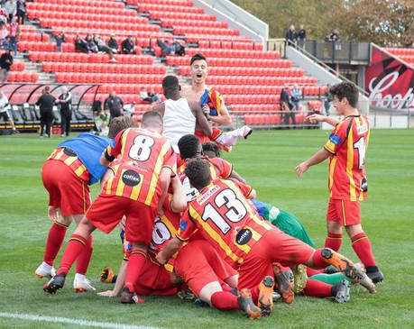 2018 - U18 Cup Final vs Adelaide City