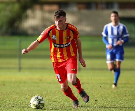 2018 - NPL - R15 vs West Adelaide