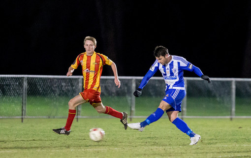 2015 - NPL - R22 vs West Adelaide
