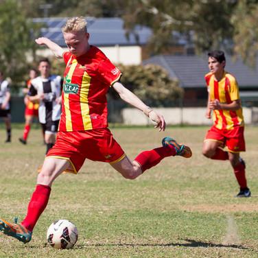 2015 - U17 - vs Adelaide City