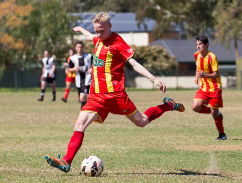 2015 - U17 - vs Adelaide City