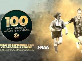 Celebrating 100 Years of Australian Women's Football