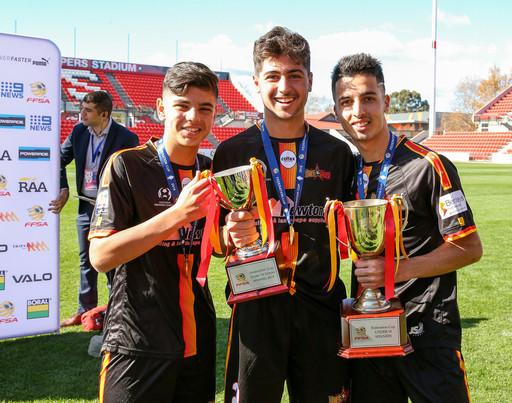 2019 - U18 Cup Final