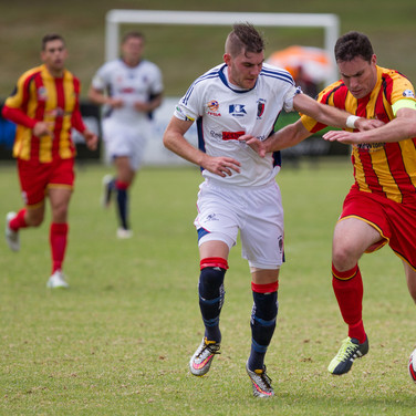 2015 - NPL - R21 vs South Adelaide