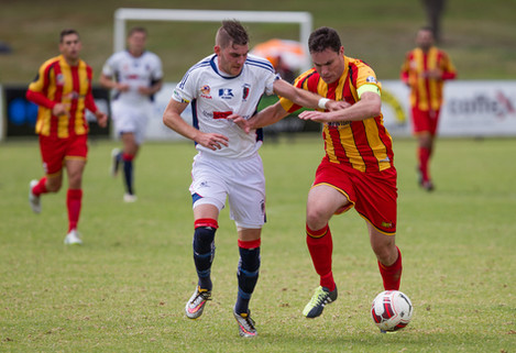2015 - NPL - R21 vs South Adelaide
