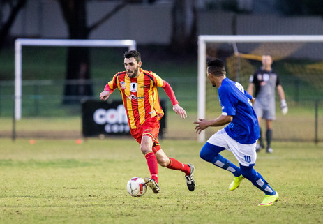 2015 - NPL - R24 vs Adelaide Blue Eagles