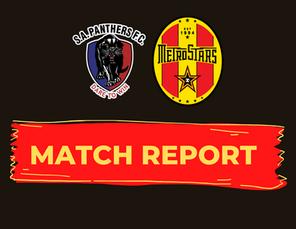 Match Report: South Adelaide 1-2 MetroStars