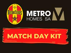 Match Day Kit: R2 vs. Cumberland United