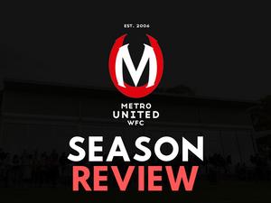 Under 15 Girls Season Review