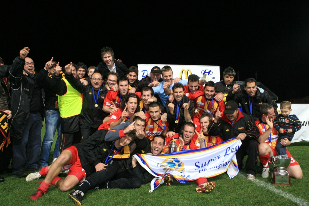 2009 Super League Champions