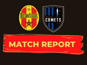 Match Report: MetroStars 2-2 Adelaide Comets