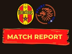 Match Report: MetroStars 3-0 Sturt Lions