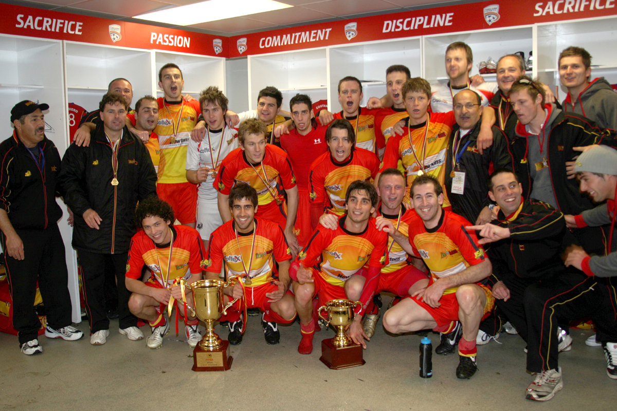 2008 Federation Cup Champions