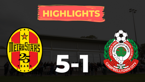 HIGHLIGHTS: MetroStars 5-1 Campbelltown City