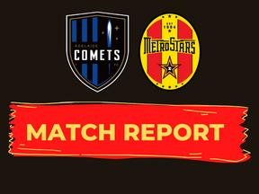 Match Report: Adelaide Comets 1-1 MetroStars