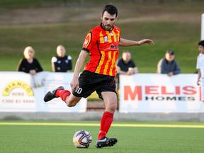 Anthony Solagna named MetroStars captain