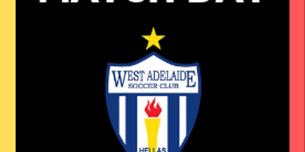 MetroStars vs. West Adelaide
