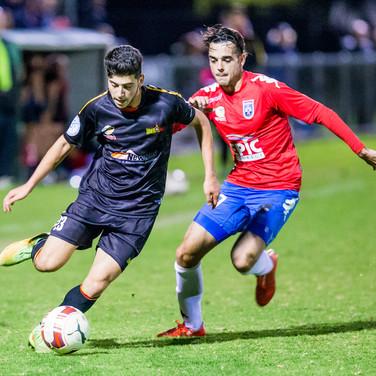 2015 - FFA Cup Quarter Final - vs White City