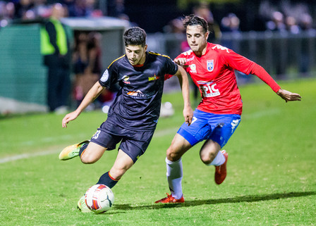 2015 - FFA Cup Quarter Final - vs White City