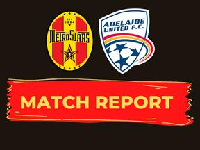 Match Report: Adelaide United 0-2 MetroStars