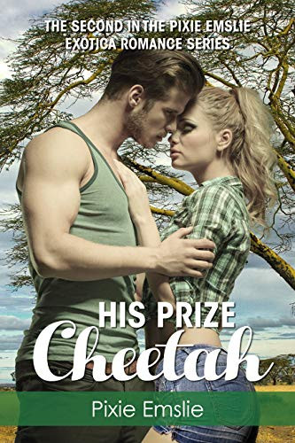 His Prize Cheetah