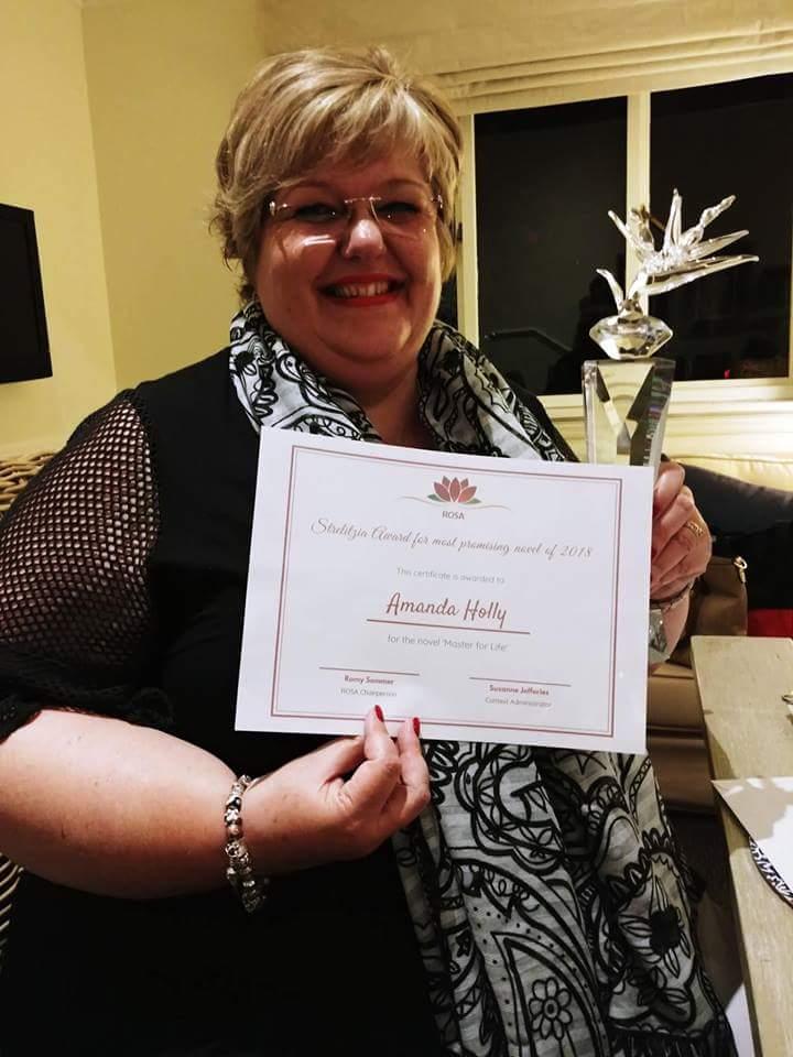 Strelitzia Award 2018