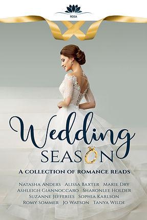 book cover, rosa anthology, wedding season