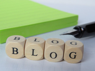 Six reasons why writers should blog