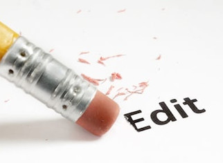 Tips for copy editing your own work