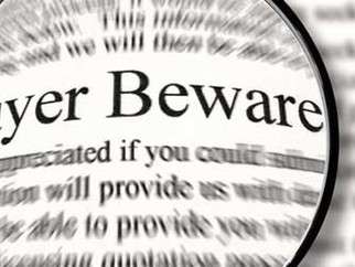 Buyer Beware: Literary Agents