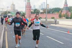 Moscow Marathon. 2016