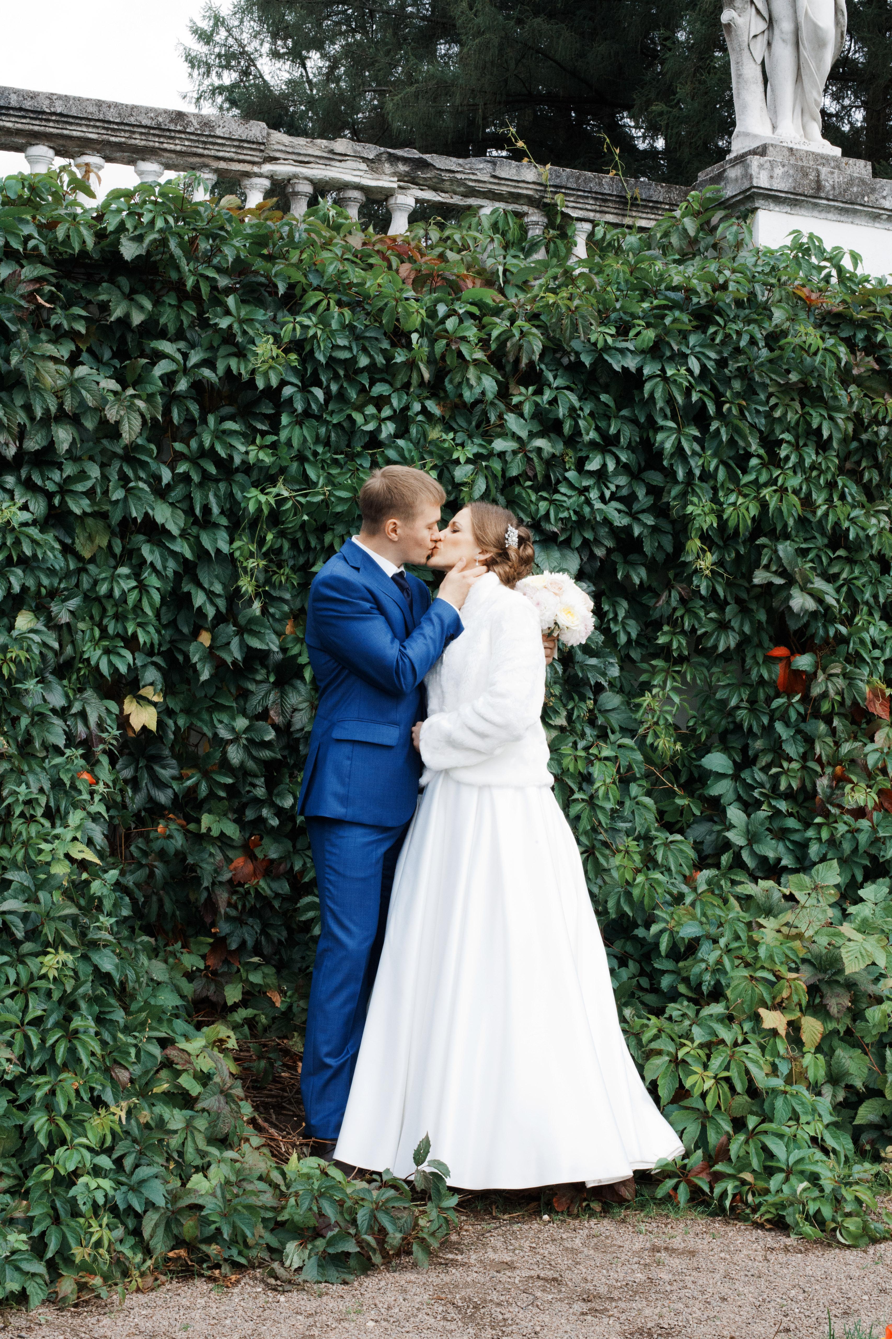 Lovely wedding day Anya and Vitaly: