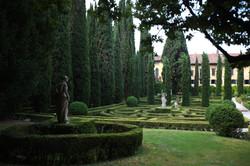 Verona,Giardino Giusti.2015