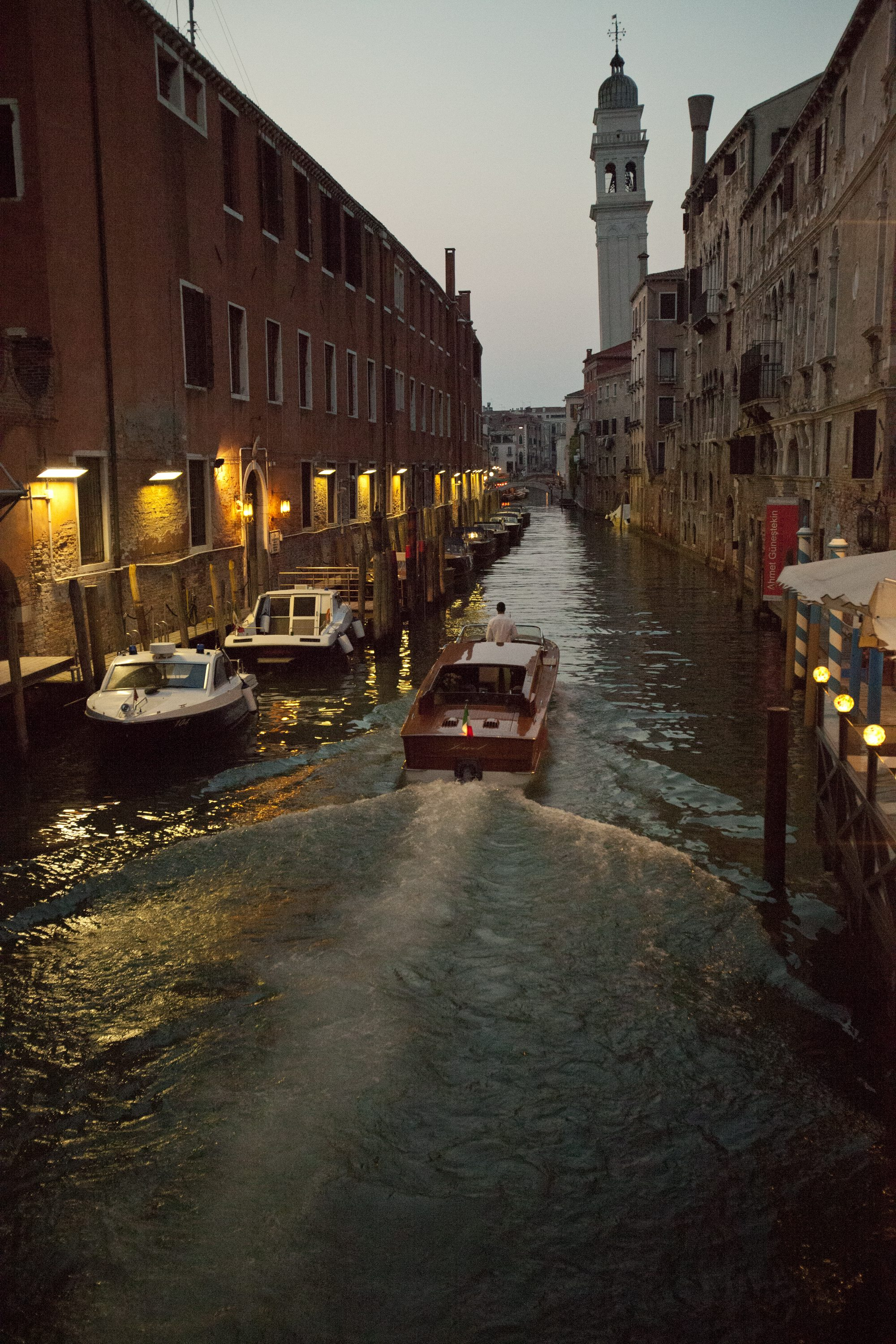Night in Venice. 06. 2015