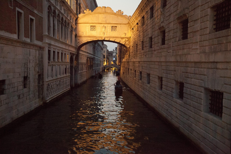 Ponte dei Sospir, Venice. 2015