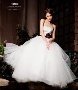 Lookbook's Bride's dress shop