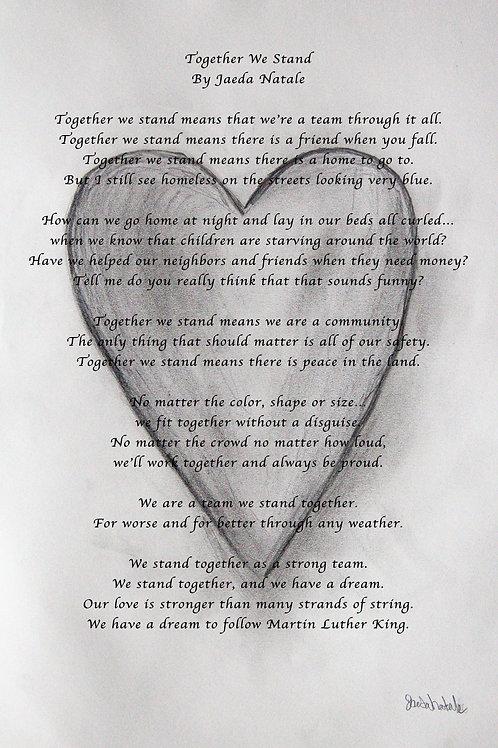 Jaeda's Heart Poem
