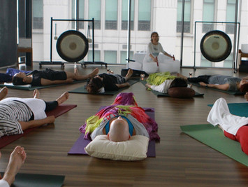 Laughter Yoga & Sound Journey