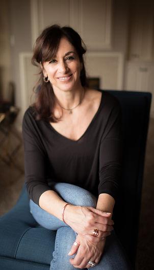 Lori Simms Portrait